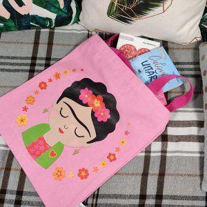 Sacoșă Frida Kahlo