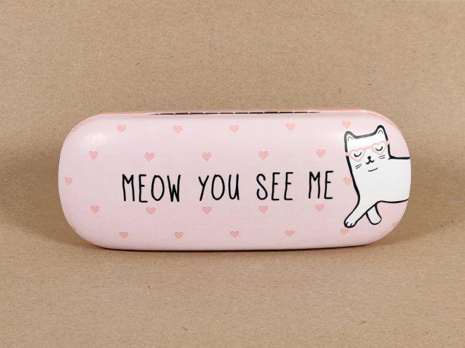 Toc ochelari Meow