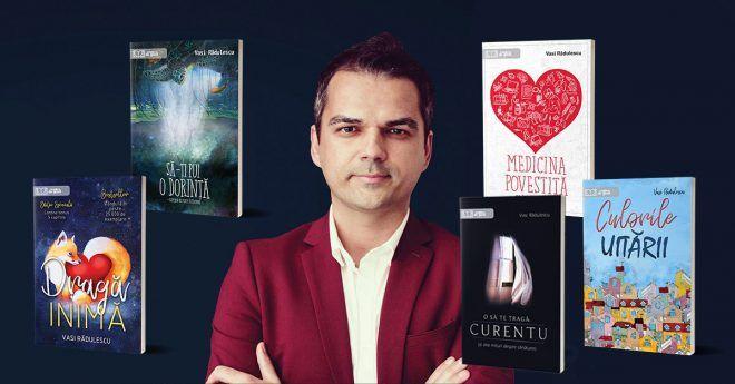 Pachet 5 cărți Vasi Rădulescu