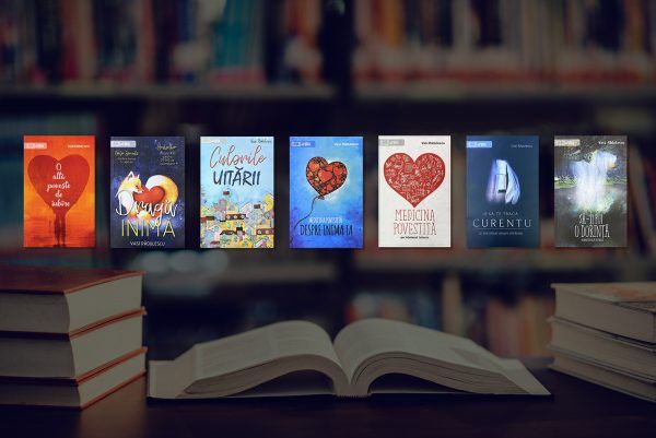 Sale: Pachet complet 7 cărți, Vasi Rădulescu