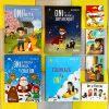 Pachet 3 carti pentru copii Vasi Radulescu + 5 cadouri