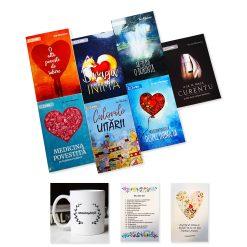 Cutie cu 7 carti Vasi Radulescu + 3 cadouri